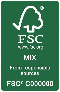 Certificazione FSC marchio legno sostenibile