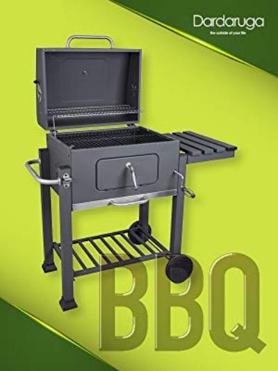 miglior barbecue affumicatore carbonella