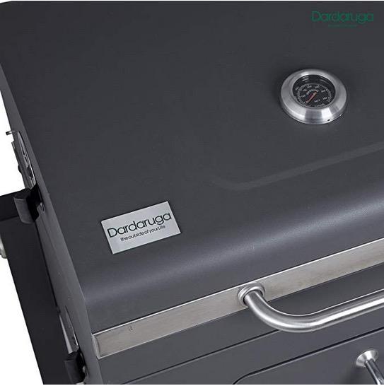 termometro cottura barbecue griglia affumicatore