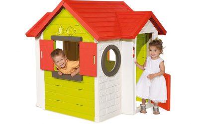 Casetta Smoby My House con Protezione anti UV