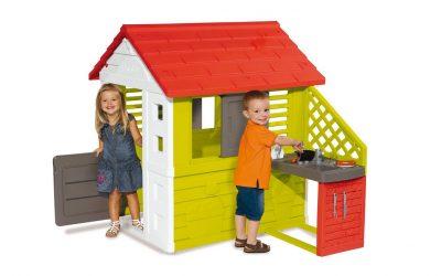 Casetta Smoby con Cucina e accessori