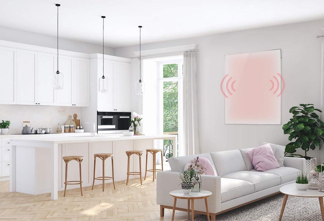 Riscaldare Camera Da Letto ➡️ pannello riscaldamento infrarossi da parete e soffitto