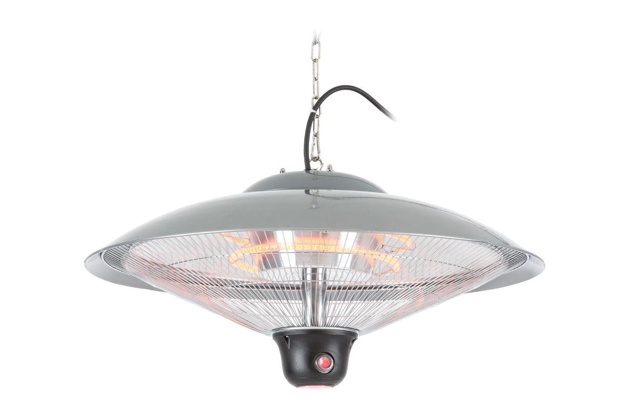 Riscaldare Camera Da Letto ➡️ stufa a soffitto con riscaldamento infrarossi e telecomando