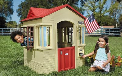 Casetta bambini Cottage – Made in USA