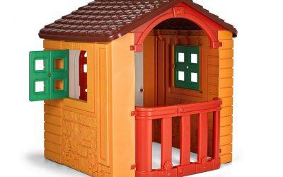 Casetta gioco bambini Feber Wonder House