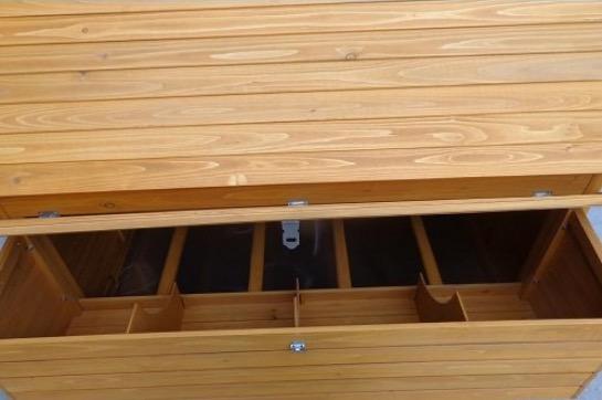 box nido pollaio galline ovaiole pollaio in legno