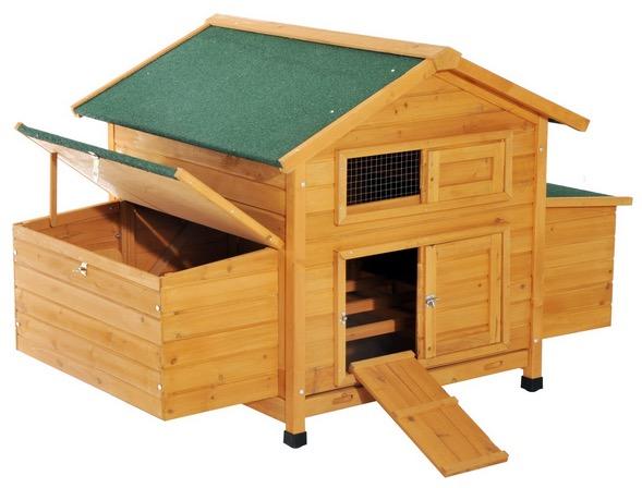 gabbia per galline da giardino casetta da esterno