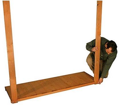 legnaia esterno montaggio facile