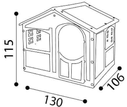 misure casetta Grand Soleil dimensioni prezzo