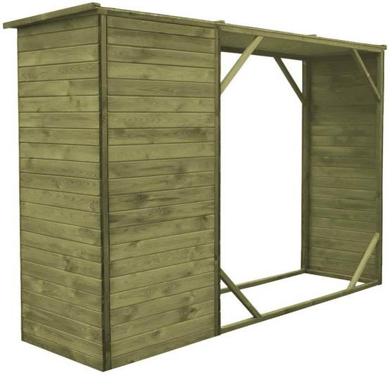 legnaia fatta a mano capanno fai da te esterno giardino