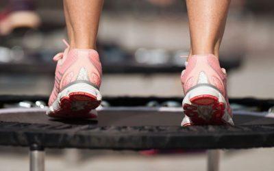 Ecco i benefici di 15 minuti di Tappeto Elastico per il Fitness Donna