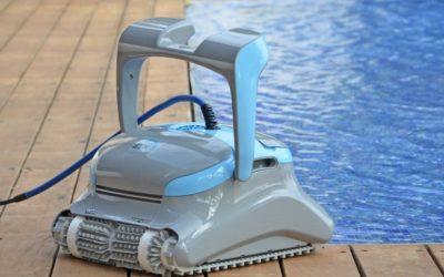 Pulitore Piscina Dolphin – Robot per la pulizia di piscine automatizzata
