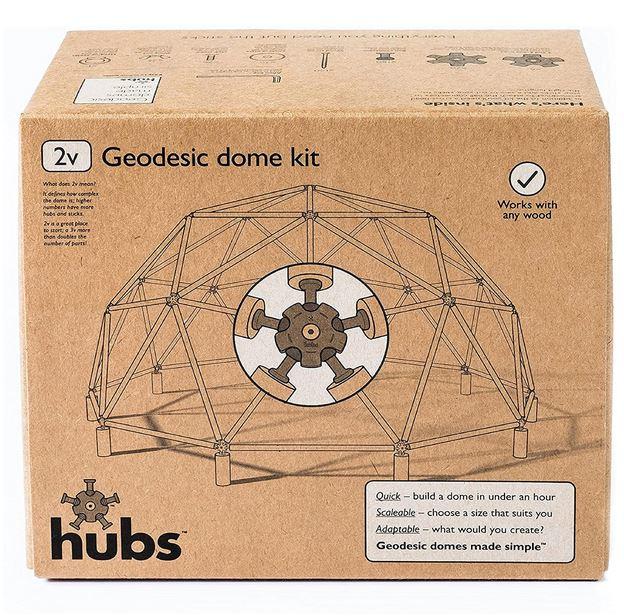 kit cupola geodetica fai da te