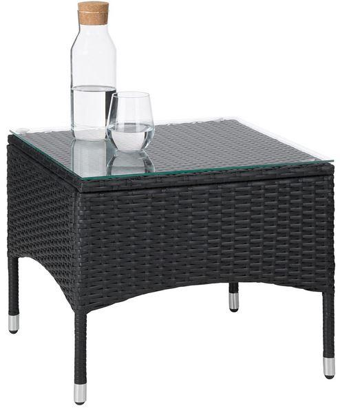 tavolino vimini da esterno