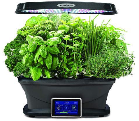AeroGarden Bounty coltivazione idroponica casa