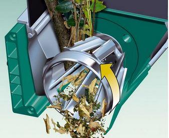 Biotrituratore a turbina per giardino prezzo